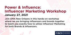 Power & Influence workshop